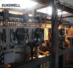 熱い販売のプラスチック水吹く満ちるシーリング機械