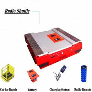 فولاذ مستودع تخزين آليّة راديو مكّوك رصيف صخري