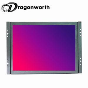Ouvrir le cadre d'affichage LCD 8 pouces de l'intérieur de la publicité Conseil TFT LCD moniteur CCTV couleur de la publicité extérieure LED LED de panneaux de signalisation numérique