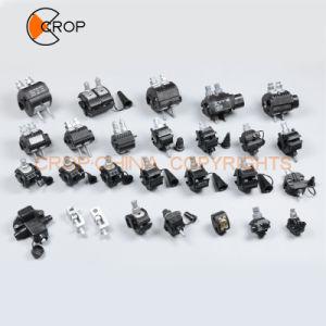 Connettore Piercing di isolamento elettrico del cavo di ABC dei collegamenti per la riga ambientale