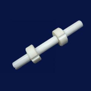 先発の陶磁器耐久力のある高温Al2O3陶磁器のアルミナの管