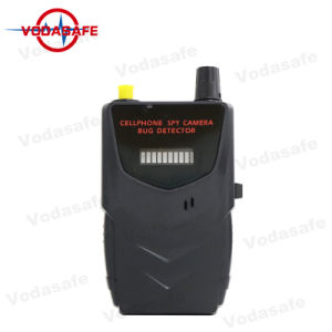 Detector de señal RF Detector inalámbrico de cámara cámara de vídeo inalámbricas Detector Detector de señal del detector Detector Anti Bug Bug