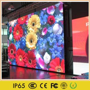 P6 de la publicité de plein air commerciale plein écran LED de couleur