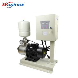 Pompa ad acqua variabile di frequenza della famiglia del raggruppamento di Wasinex 0.37kw prefabbricata