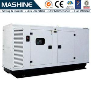 50Hz 1500 tr/min 80kVA Groupe électrogène Diesel silencieux pour la vente