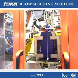 Tonva 20L Jerrycan plástico na máquina de moldagem por sopro de Extrusão