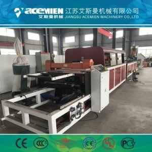 Le WPC carte du panneau mural en PVC/Plaque décorative Machine de production