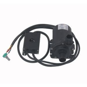 Calidad superior de la micro circulación Mute automático de bombas centrífugas anfibio DC 12V 1200L/H 8m de elevación