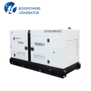 Directe de fabriek verkoopt Diesel van het Merk van 125kVA het UK de Stille Reeks van de Generator