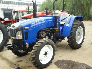 安いLutong 45HPの農機具の農業トラクターLt454