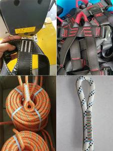 Equipo automático de programa de patrón de cuerdas de escalada de la máquina de coser