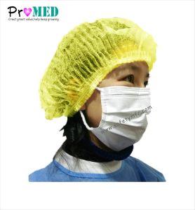 FDA ISO13485 Ce kwalificeerde het Beschermende Chirurgische masker van het Ziekenhuis, het Medische TandMasker van het Gezicht van het Stof SBPP/PP/NonWoven/soft van de Isolatie van de Procedure van de Chirurg van het Examen Beschikbare