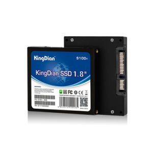 Kingdian 1,8 pouces mini disque dur SSD 8 Go SSD