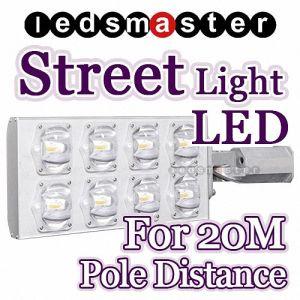Die-Casting exterior de aluminio IP66 240W Calle luz LED