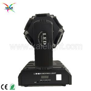 ディスコ軽いLED 12PCS*10W RGBWの移動ヘッドライト