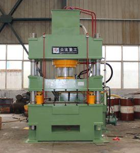 500t четыре колонки гидравлического пресса машина для металла