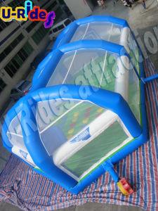 4 en 1varias canchas para deportes inflables deportivos de uso