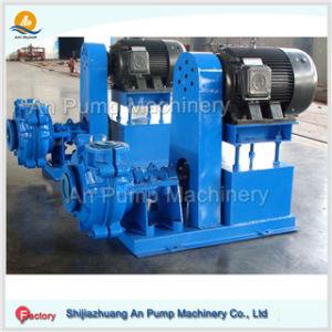Serie Am Heavy Duty de la bomba de la papilla de minería de lodos precio de fábrica de la bomba centrífuga horizontal