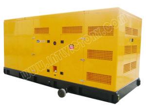générateur 1000kw/1250kVA diesel silencieux superbe avec l'engine BRITANNIQUE Ce/CIQ/Soncap/ISO de Perkins