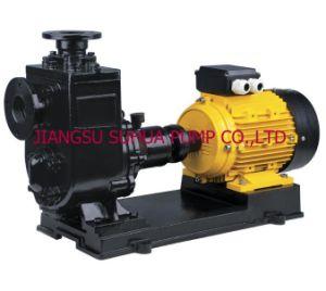 (ZW) 7,5 kw~315kw amorçage automatique avec le moteur de pompe d'eaux usées