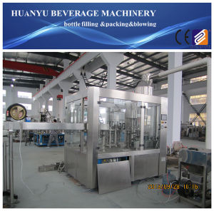 5000-7000bph Automatic Bottled Water Filling Machine