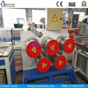 De plastic Machine van het Draadtrekken voor Kabel/Bezem/de Netto/Lopende band van de Gloeidraad van de Borstel