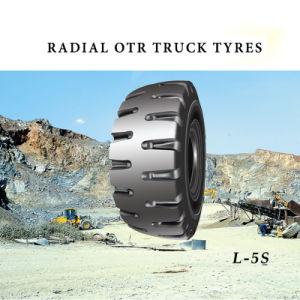 L'exploitation minière L-5 partialité OTR (pneus 29.5-25, 26.5-25, 23.5-25, 20.5-25, 17.5-25)