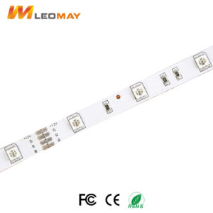 Non-Waterproof SMD 5050 TIRA DE LEDS RGB con Ce RoHS