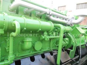 파이프라인 천연 가스 CNG 액화천연가스 천연 가스 발전기 20kw - 500kw