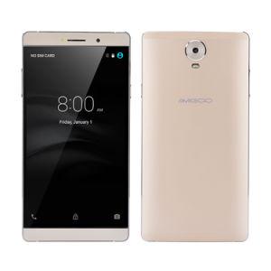Fábrica de Smartphone Amigoo al por mayor de 5.0 pulgadas Precio más barato móvil Smartphone Original Amigoo H9