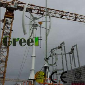 低雑音およびトルクのカスタマイズされた3kw縦の軸線の風発電機
