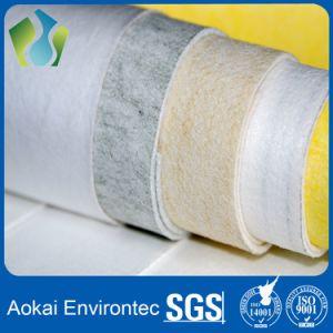 PPS de Bestand naald-Geslagen Filter Gevoelde Doek Op hoge temperatuur van de Filter