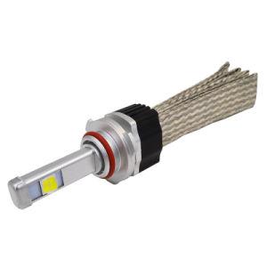 クリー族Xhp70 LED車の車のための電球H4 2 PCS LEDヘッドライトH4 LED