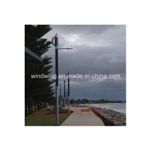 가로등을%s 400W24V 수직 바람 & 태양 전지판 시스템