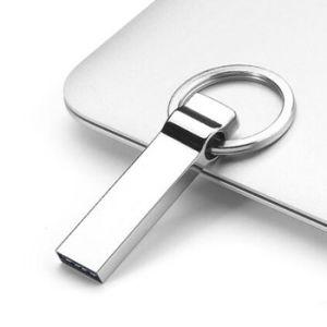 1GB~512GB Metal Hanging Ring Pendrive Flash Memory USB Drive