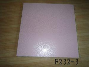 Panneau PVC plastifié
