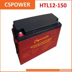 Fábrica de China 12V150AH recargable, batería de gel - Energía Solar, Sistema Solar Inicio