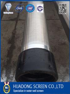 油井の鋭いスクリーンのためのSS316水十分スクリーン