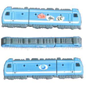 Силиконовый поезд формы флэш-накопитель USB (S1A-7151C)