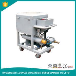 Ls-Ly-300 placa y el equipo de purificación de aceite del tipo de trama