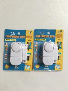 エントリ警報ベルのドアのWindowsの磁気センサーの個人的な機密保護アラーム