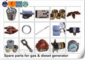 500kw gerador de gás natural com marcação, ISO, Cu-Tr Venda