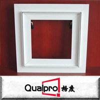 Panneau d'accès au plafond de profilé en aluminium avec finition enduit de poudre AP7720