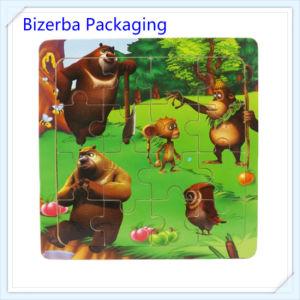 Papier carton personnalisés promotionnels Jigsaw Puzzle