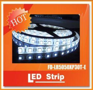 12V SMD5050 36W 30 LED IP65 de la banda LED LED verde de las luces de la Decoración
