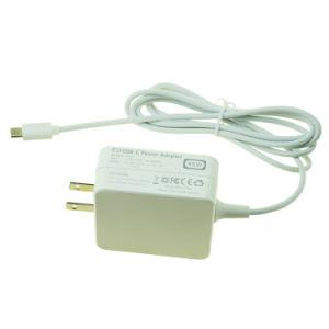 USB는 MacBook 공기 29W 직업적인 61W를 위해 증명서를 준 TUV UL GS 세륨을%s 가진 C 5V-20V 45W 휴대용 퍼스널 컴퓨터 힘 접합기를 타자를 친다