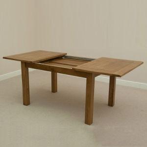 Los asientos de 4 a 6 juegos de mesa de comedor de madera para Comedor (HSRU0021M)