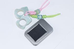 Nouvelle tendance seul doigt RING Punch de self défense spéciale de fluorescence à l'extérieur de la survie de boucle Pocket EDC Knuckles outils Multi Coldplay