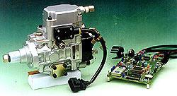 전자 통제되는 펌프
