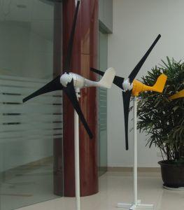 De Chinese 600W Turbogenerator van de 12V/24V/48VAC Wind voor Verkoop